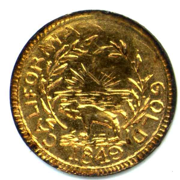 Bear 6 California Gold Tokens By Mike Locke